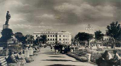 г. Шахты, ШФ НПИ, 1956 г.